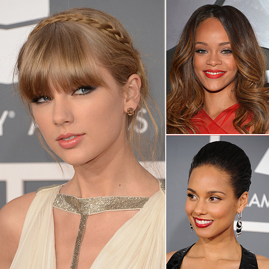 Hone In on the Coolest Grammys Hair and Makeup Looks