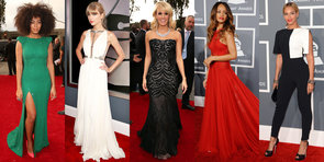 2013 Grammy Awards: Who Wore What
