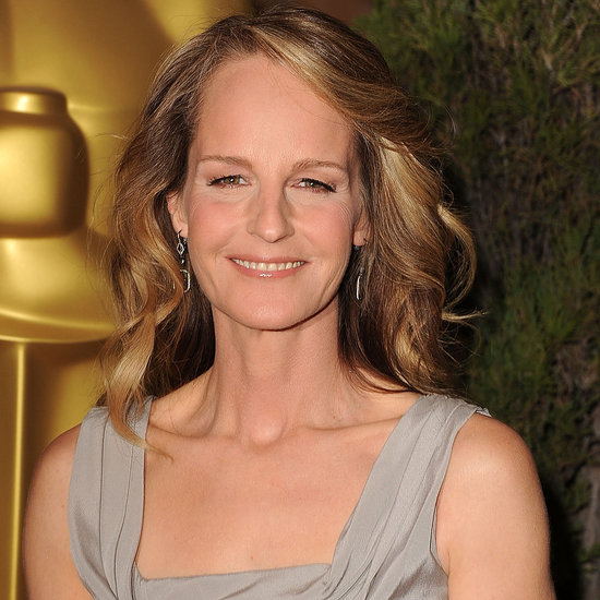 Helen Hunt Interview at Oscars Luncheon