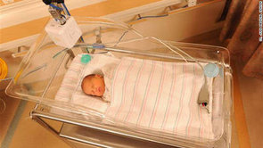 Webcams Allows Parents to Watch Their Infants in the Hospital