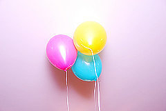 Europe Bans Balloons for Kids Under Eight
