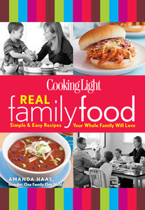 "Cooking Light ""Real Family Food"" Cookbook Giveaway!"