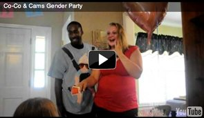 6 Awesome Baby Gender Reveals on YouTube