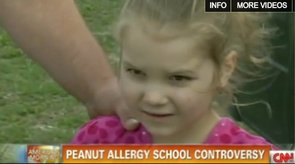 Right or Wrong: Parents in Florida Want Child Out of School Over Peanut Allergy