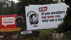 PETA Billboard Targets Kids (PHOTOS)
