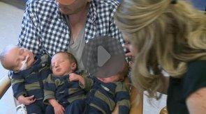 World's Heaviest Triplets Born (PHOTOS)
