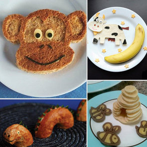 (PHOTOS) 40 Ways to Play with Your Food
