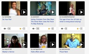 Team Bullied Video Project Supports Bullied Children