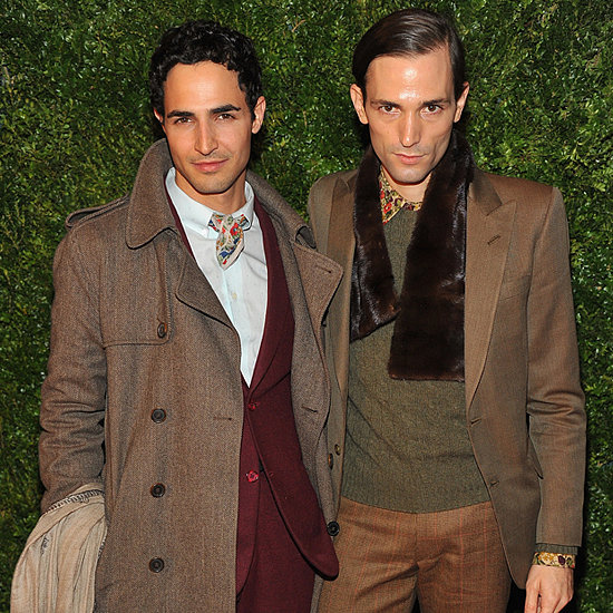 Zac Posen couple