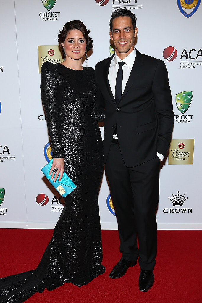 Jessica and Mitchell Johnson