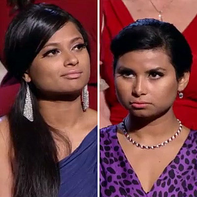 My Kitchen Rules 2013: Jessie and Biswa First Eliminated