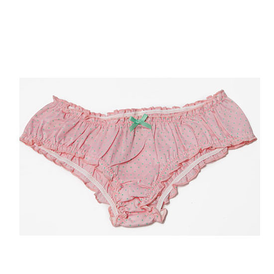These are my failsafe, bedtime knickers. Don't pretend you don't know what they are. I wear these with a singlet and a sleep mask that reads: Sleeping Beauty. True story. — Alison, BellaSugar editor Briefs, $9.90, Papinelle
