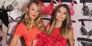 Valentine's Day Beauty Tips From Victoria's Secret Angels