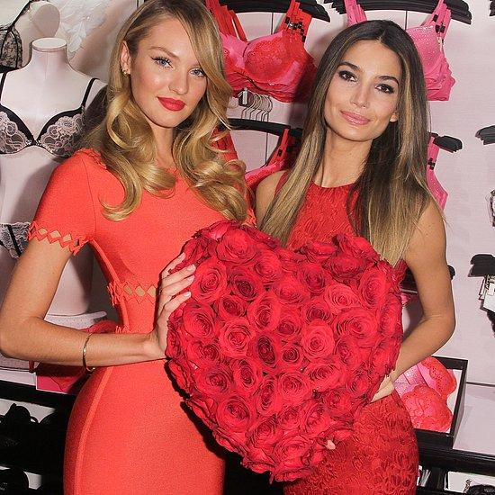 Victoria's Secret Valentine's Hair and Makeup | Video