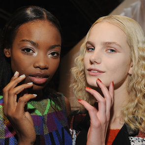 Creatures of the Wind Hair & Makeup | Fashion Week Fall 2013
