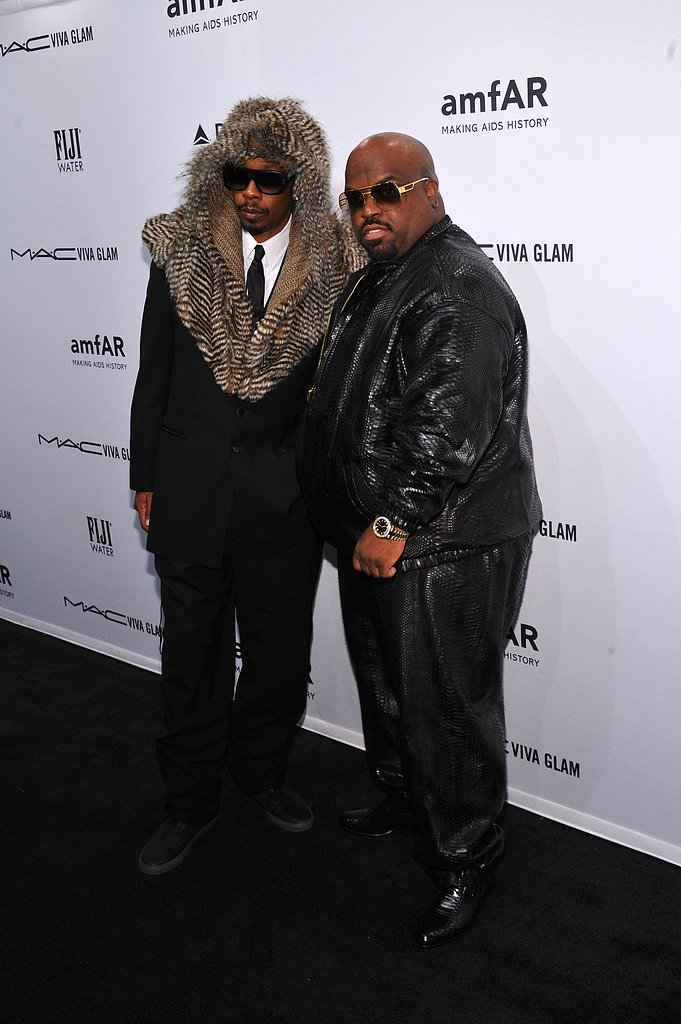 Big Gipp and Cee Lo Green