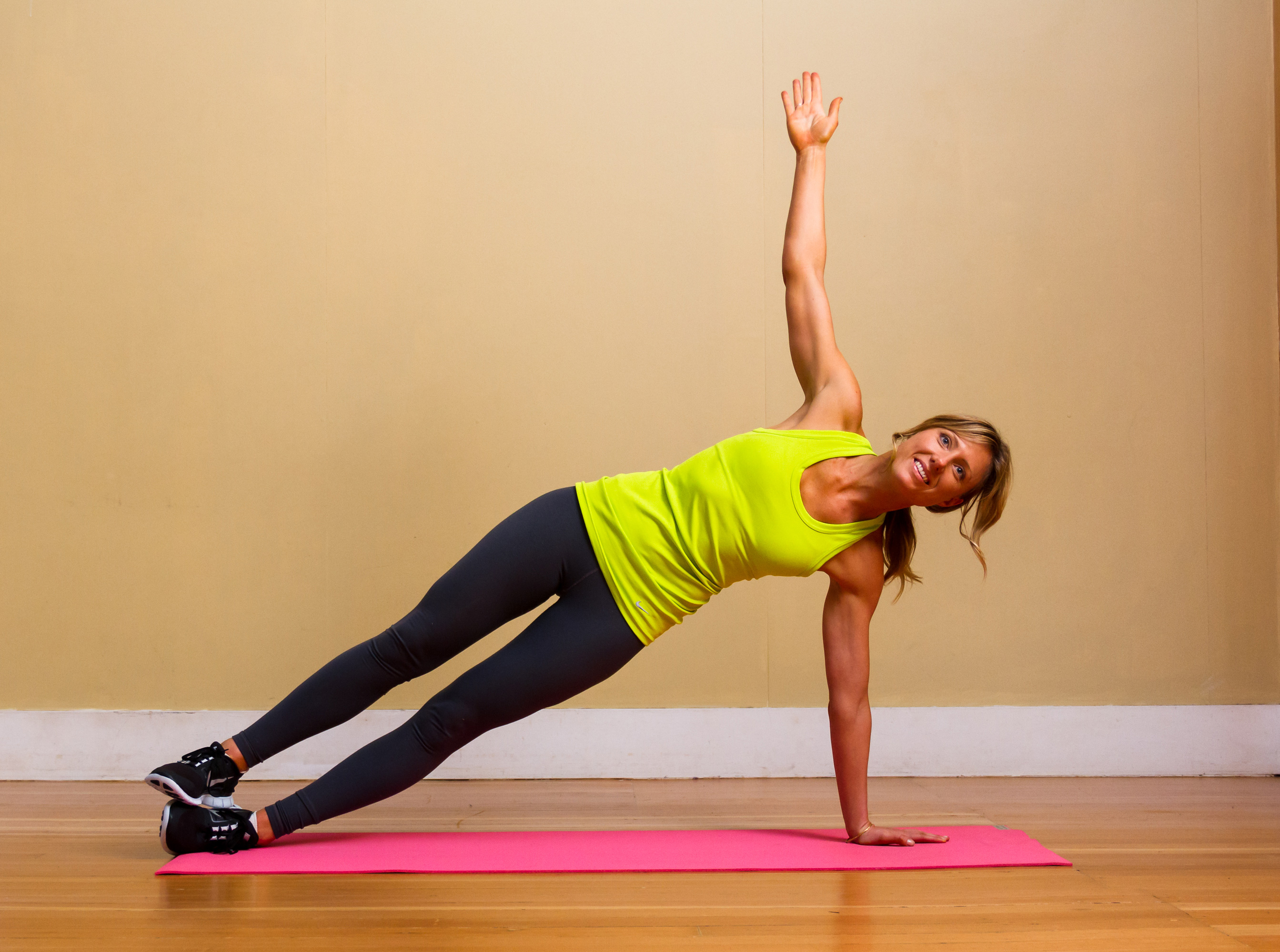 Side Plank | 5 Ways to Sculpt Your Arms Without Dumbbells ...