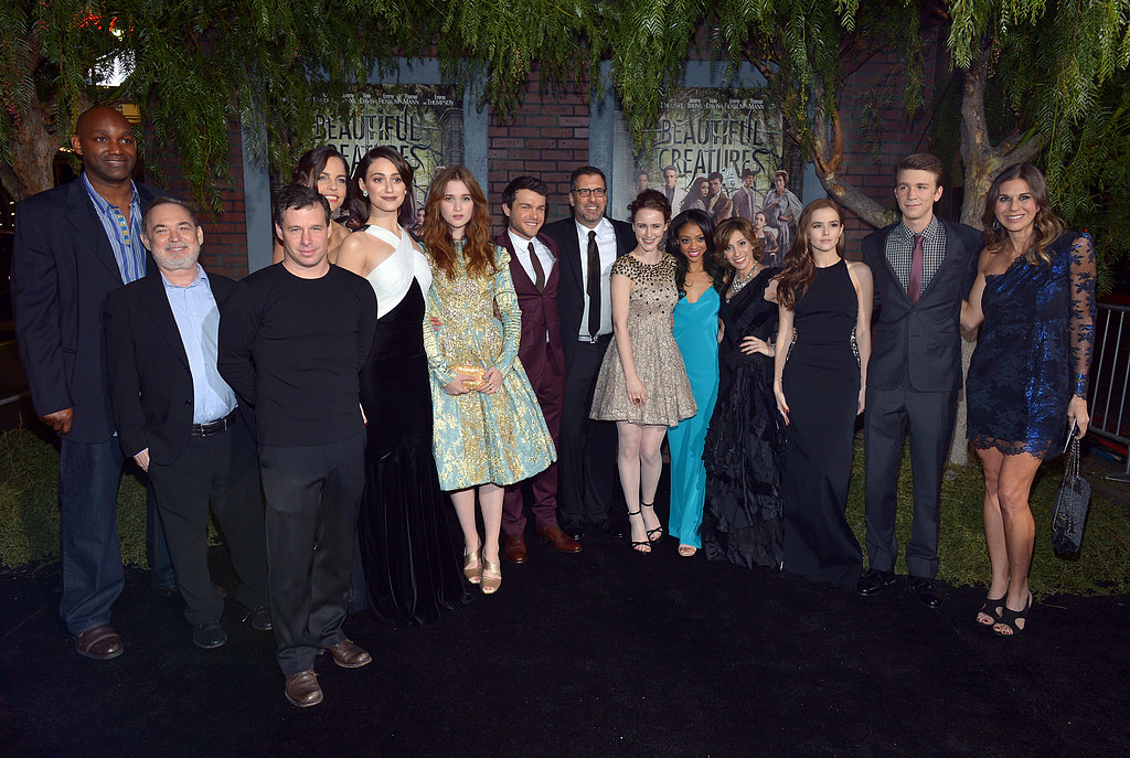 Cast and Crew of Beautiful Creatures