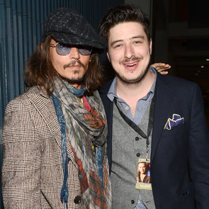 Celebrities At MusiCares Gala: Katy Perry, Johnny Depp