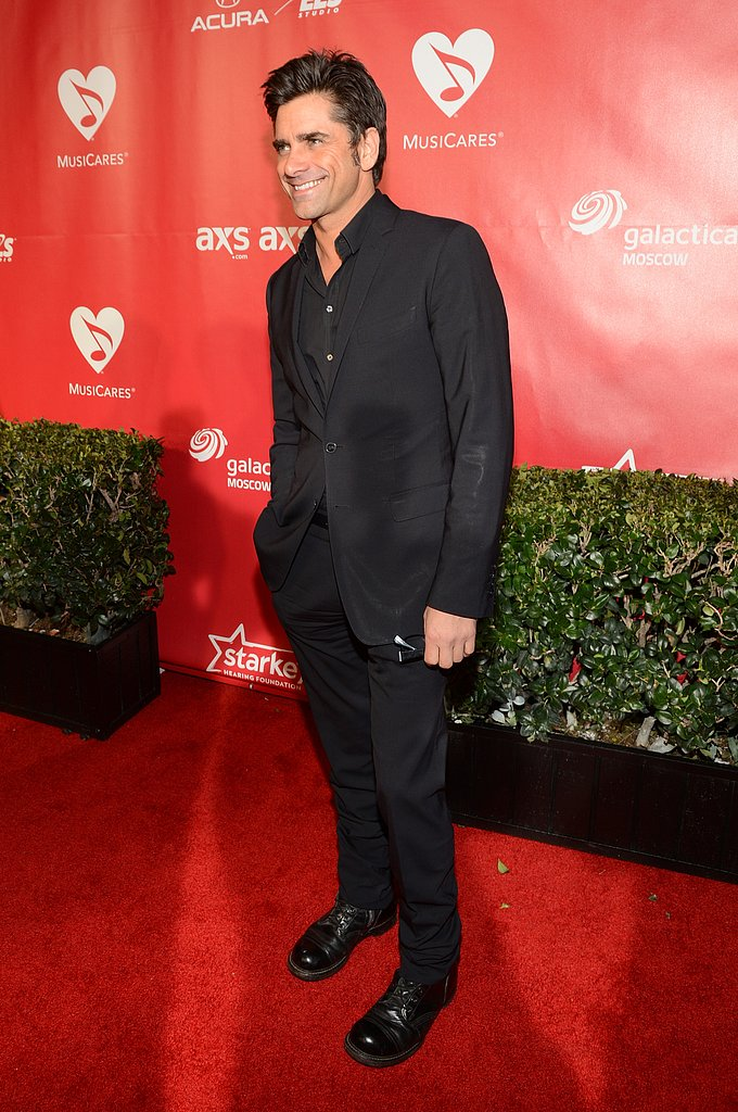 Johnny, Katy and More Kick Off Grammys Weekend at the MusiCares Gala