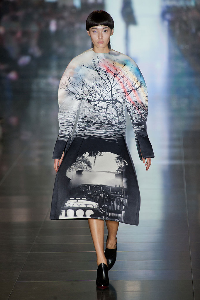 Mary Katrantzou Fall 2013