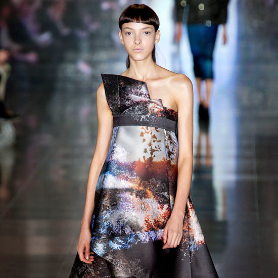 Mary Katrantzou Runway | Fashion Week Fall 2013