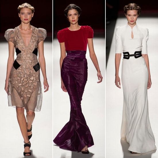 Carolina Herrera Fall 2013 Runway