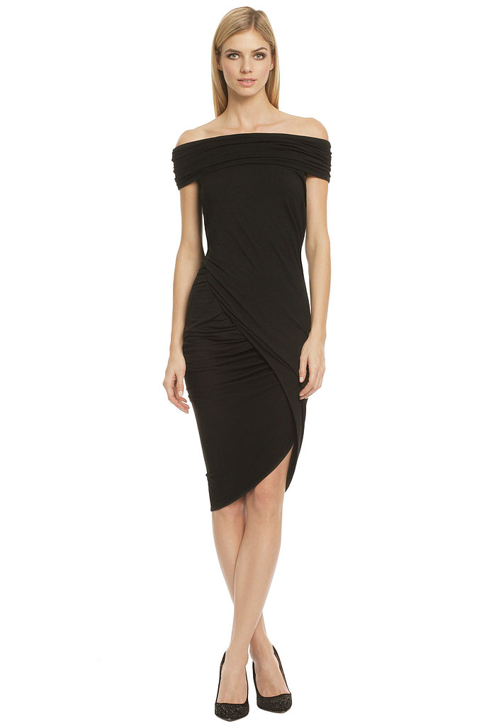 For something flirty, choose Donna Karan's Piano Key dress. It retails for $1,995 but you can rent it for just $275.