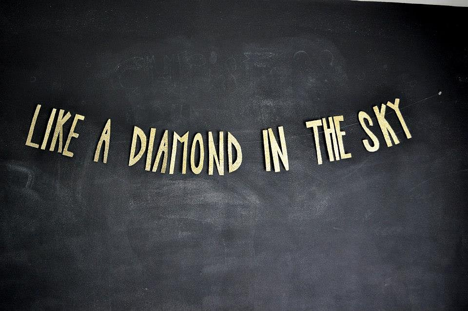 Like a Diamond . . .