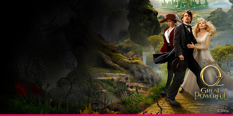 Join Us LIVE! From the World Premiere of Oz The Great and Powerful This Wednesday