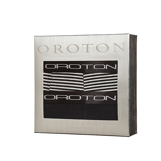 Briefs, $59.95 for set of two, Oroton