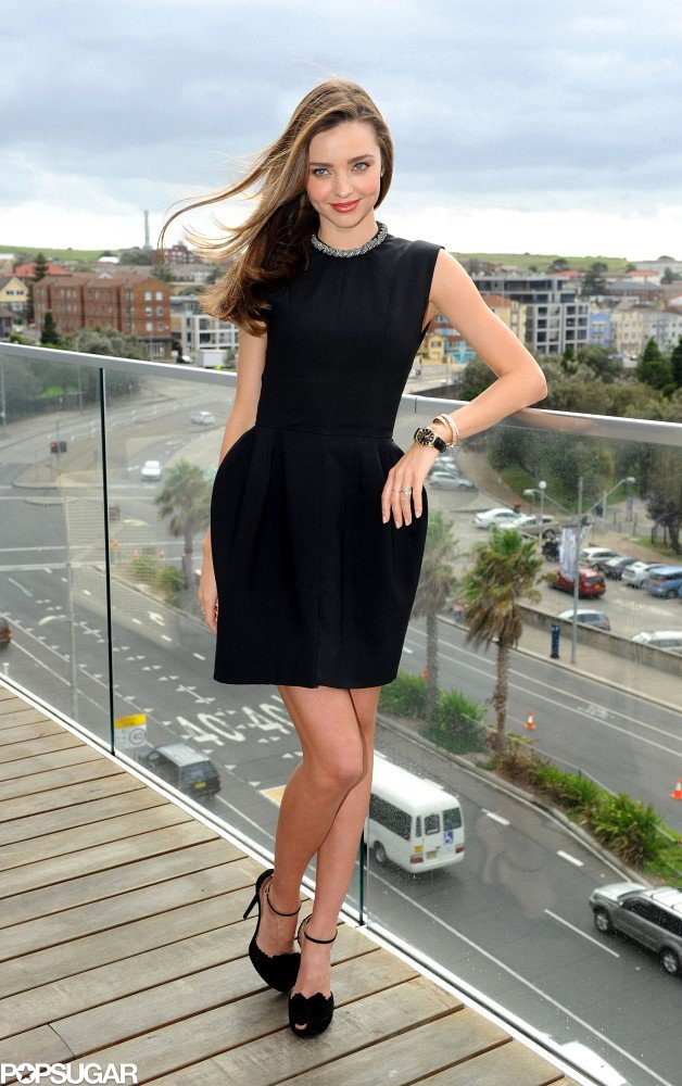 Miranda Kerr Celebrates Her Latest Appointment Down Under