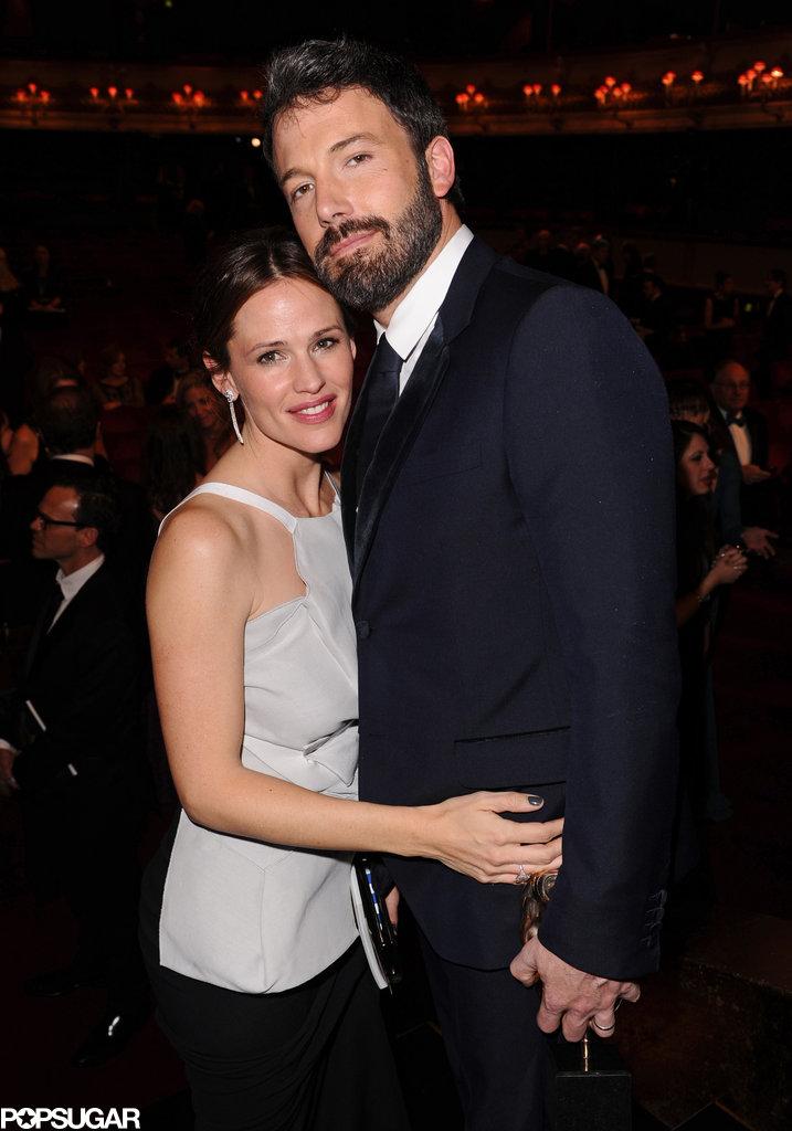 Ben Affleck and Jennif...
