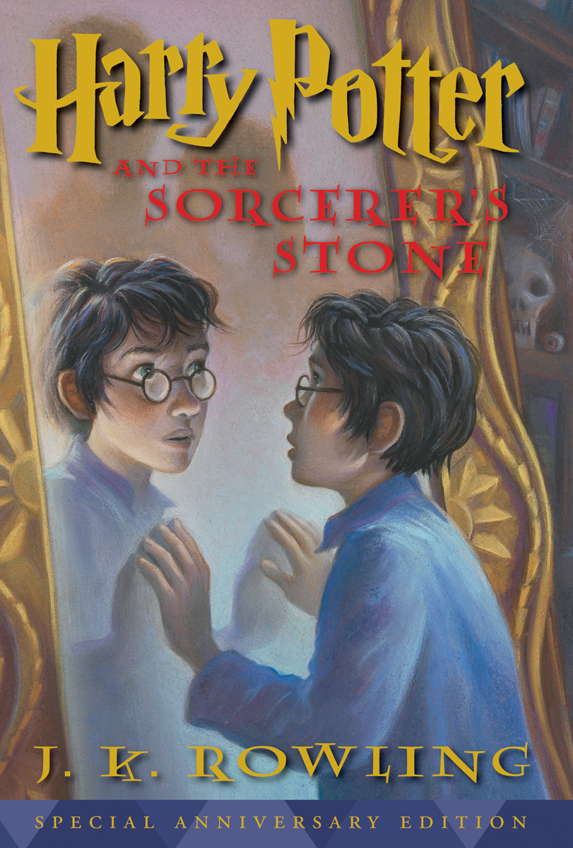 Harry Potter and the Sorcerer's Stone, USA 10th Anniversary Edition