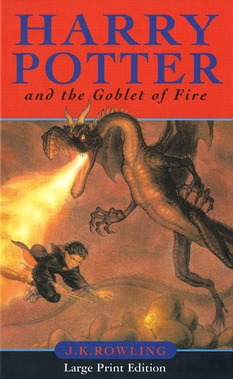 Harry Potter and the Goblet of Fire, UK
