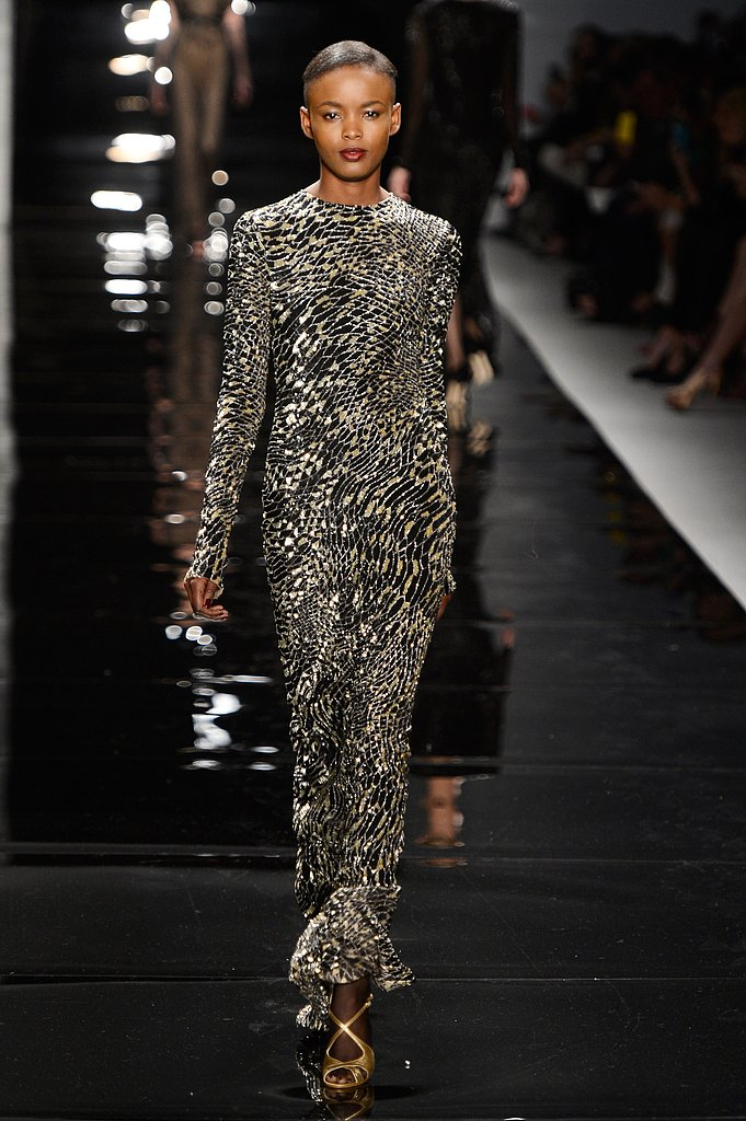 2013 Fall New York Fashion Week: Reem Acra
