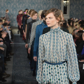 Pictures & Review Tory Burch Fall New York fashion week show