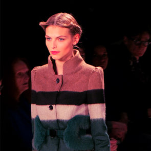 Carolina Herrera Fall 2013 Runway | Video