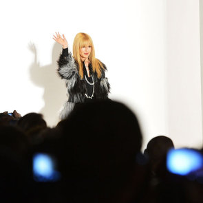 Rachel Zoe Fall 2013 New York Fashion Week Show Runway Pics