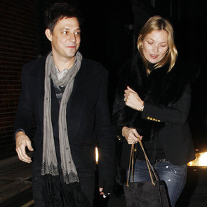 Kate Moss and Jamie Hince Valentine's Day in London | 2013