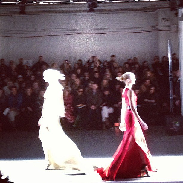 First look at Prabal Gurung.