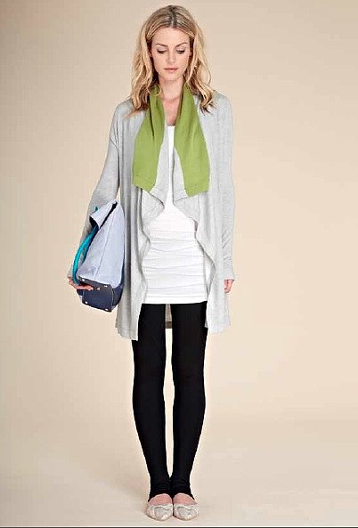 Eva Knit Cardigan With Essential Treggings