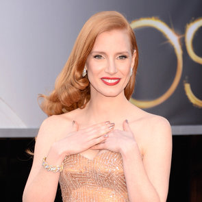 Pictures of Celebrity Manicures From the 2013 Awards Season