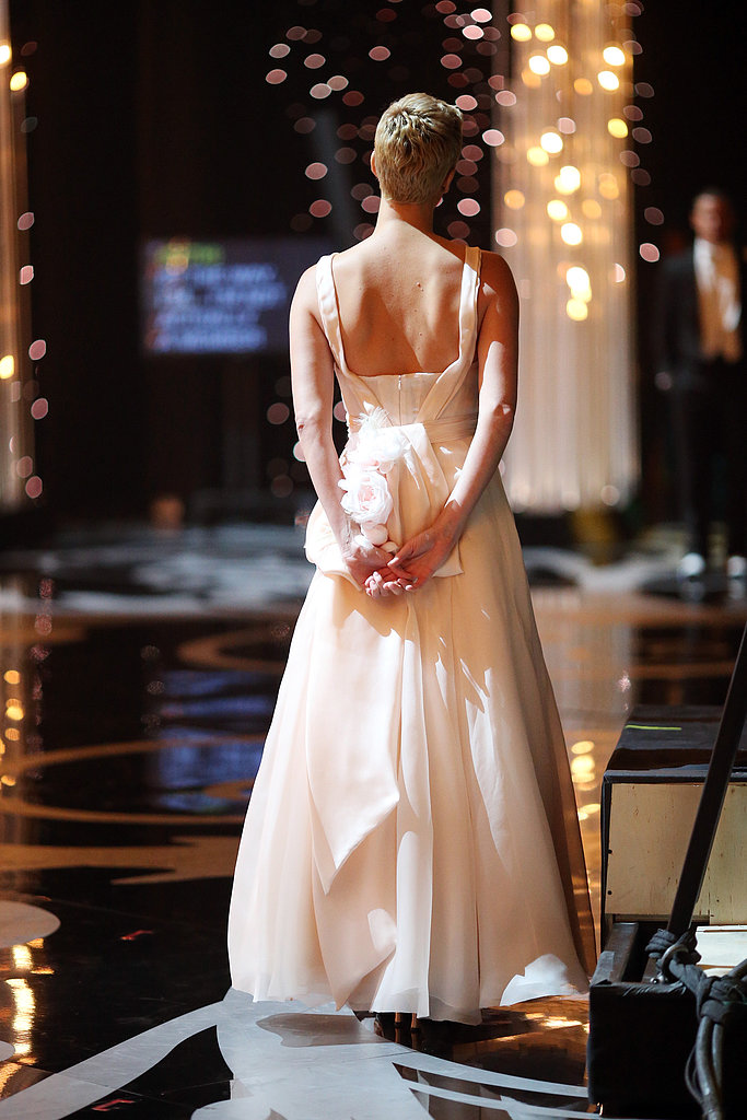 Charlize Theron at the 2013 Academy Awards.