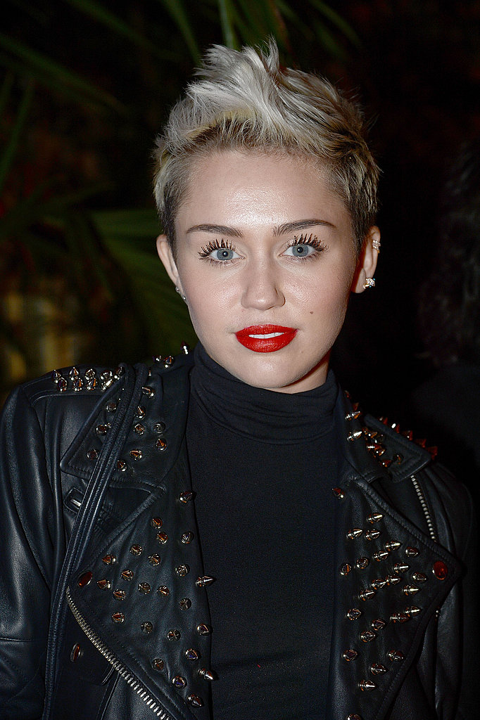 Miley Cyrus and Kim Kardashian Toast Mario Testino's New Exhibit