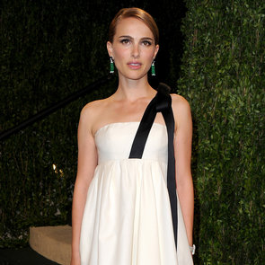 Natalie Portman Vanity Fair Party Dress 2013 | Pictures