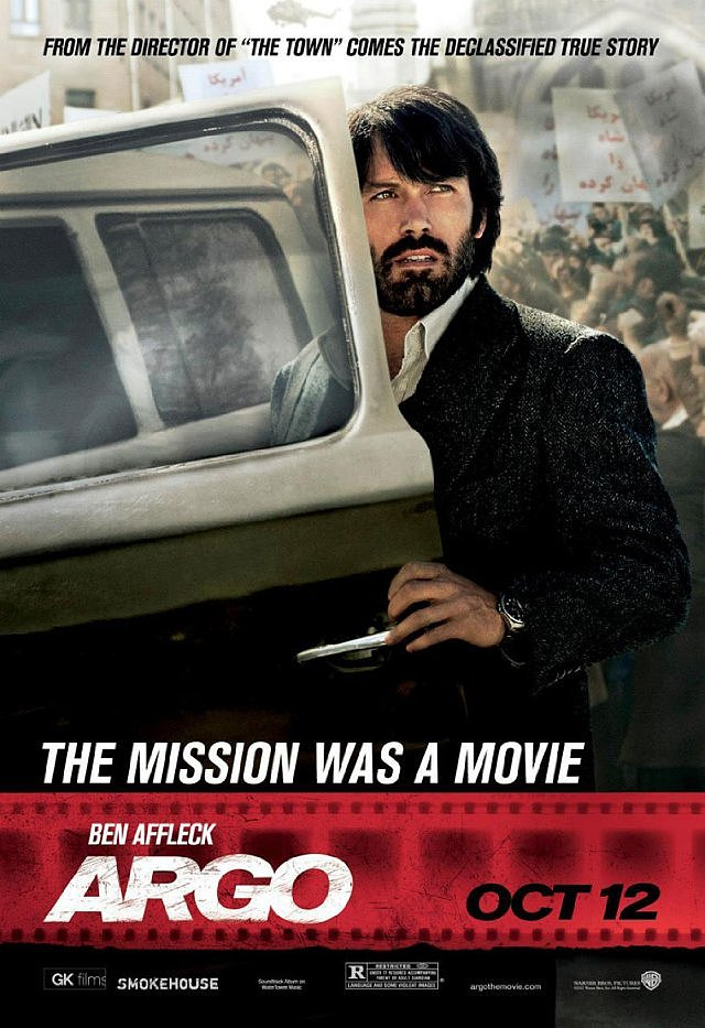 Best picture: Argo
