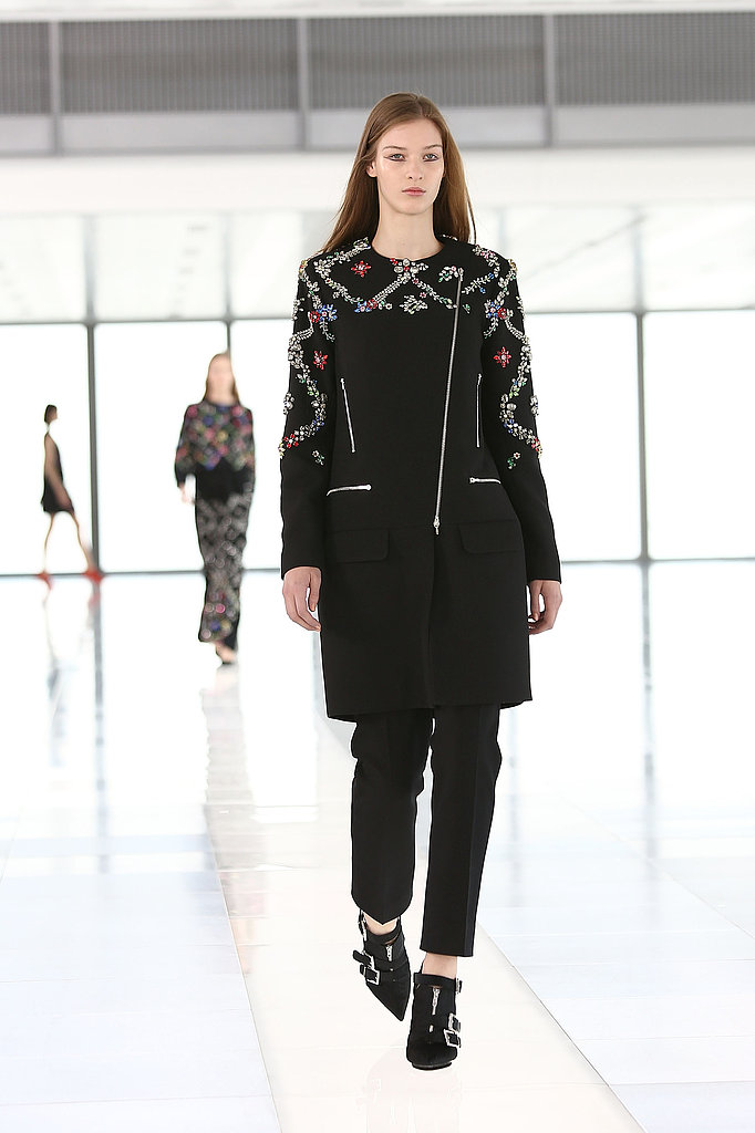 2013 Autumn Winter London Fashion Week: Preen by Thornton Bregazzi