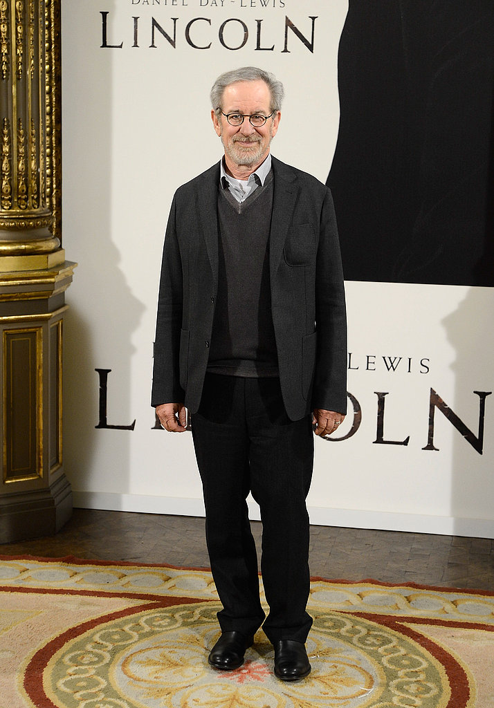 Best director: Steven Spielberg, Lincoln