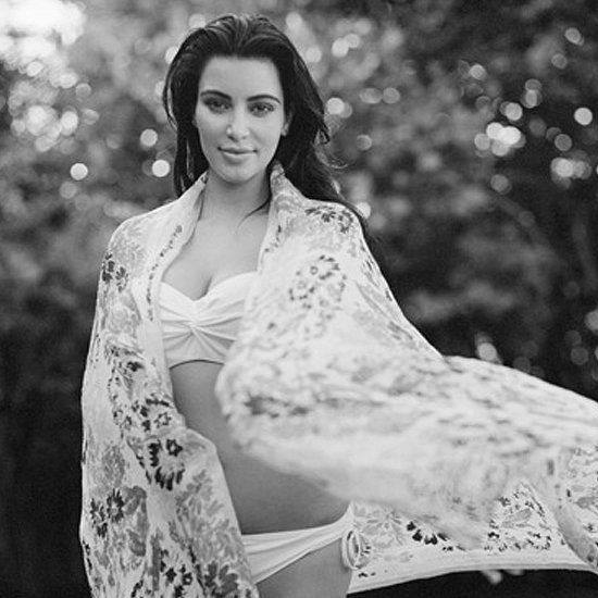 Kim Kardashian Pregnant Photos in DuJour Magazine (Video)